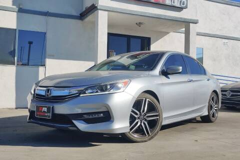 2017 Honda Accord for sale at Fastrack Auto Inc in Rosemead CA
