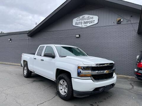 2019 Chevrolet Silverado 1500 LD for sale at Collection Auto Import in Charlotte NC