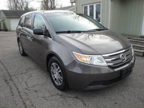 2011 Honda Odyssey for sale at Columbus Car Company LLC in Columbus OH