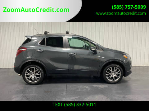 2017 Buick Encore for sale at ZoomAutoCredit.com in Elba NY