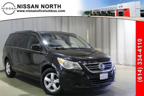 2011 Volkswagen Routan for sale at Auto Center of Columbus in Columbus OH