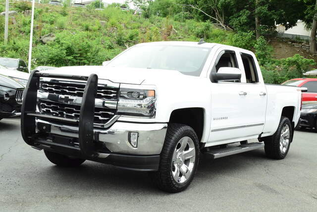 2018 Chevrolet Silverado 1500 for sale at Automall Collection in Peabody MA