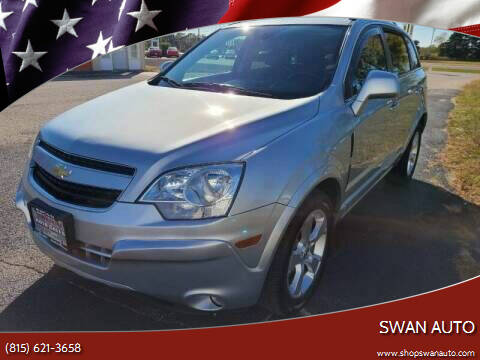 2014 Chevrolet Captiva Sport for sale at Swan Auto in Roscoe IL