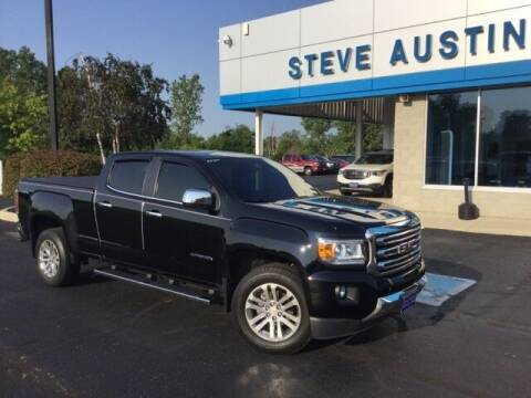 2015 GMC Canyon for sale at Austins At The Lake in Lakeview OH