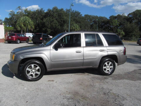2007 Chevrolet TrailBlazer for sale at Orlando Auto Motors INC in Orlando FL