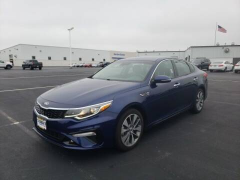 2019 Kia Optima for sale at White's Honda Toyota of Lima in Lima OH