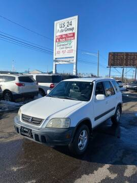 1999 Honda CR-V for sale at US 24 Auto Group in Redford MI