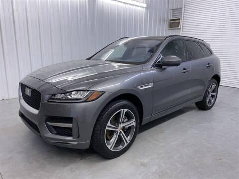 2019 Jaguar F-PACE for sale at JOE BULLARD USED CARS in Mobile AL