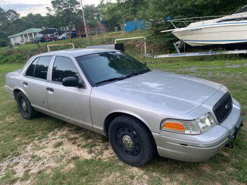 2011 Ford Crown Victoria for sale at Elite Motor Brokers in Austell GA