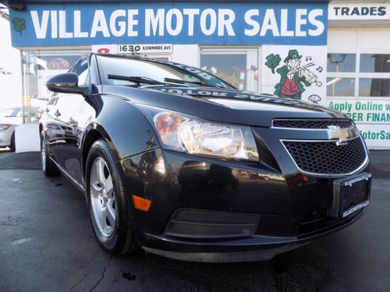 2014 Chevrolet Cruze for sale at Village Motor Sales in Buffalo NY