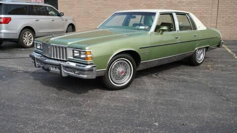 1979 Pontiac Bonneville for sale at Fiore Motors, Inc.  dba Fiore Motor Classics in Old Bethpage NY