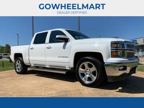 2015 Chevrolet Silverado 1500 for sale at GOWHEELMART in Leesville LA