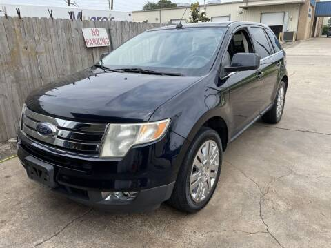 2008 Ford Edge for sale at AMERICAN AUTO COMPANY in Beaumont TX