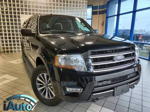 2016 Ford Expedition EL for sale at iAuto in Cincinnati OH