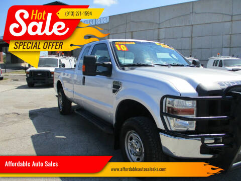 2010 Ford F-250 Super Duty for sale at Affordable Auto Sales in Olathe KS