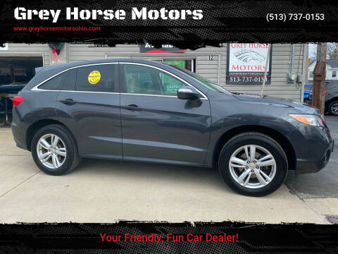 2013 Acura RDX for sale at Grey Horse Motors in Hamilton OH