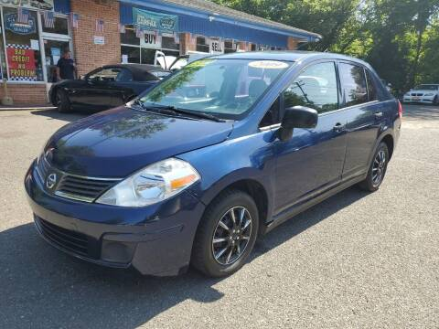 2009 Nissan Versa for sale at Super Auto Group in Somerville NJ
