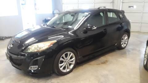 2010 Mazda MAZDA3 for sale at RICKY'S AUTOPLEX in San Antonio TX