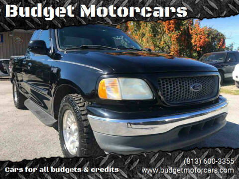 2003 Ford F-150 for sale at Budget Motorcars in Tampa FL