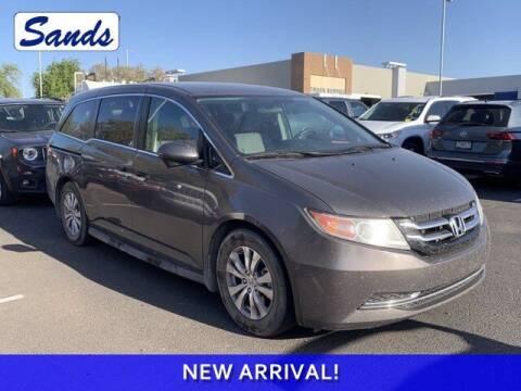 2016 Honda Odyssey for sale at Sands Chevrolet in Surprise AZ