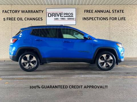 2018 Jeep Compass for sale at Drive Pros in Charles Town WV