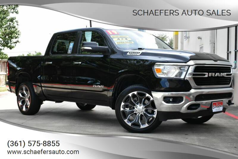 2019 RAM Ram Pickup 1500 for sale at Schaefers Auto Sales in Victoria TX