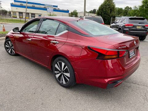 2019 Nissan Altima for sale at Nasa Auto Group LLC in Passaic NJ