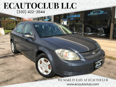 2008 Chevrolet Cobalt for sale at ECAUTOCLUB LLC in Kent OH