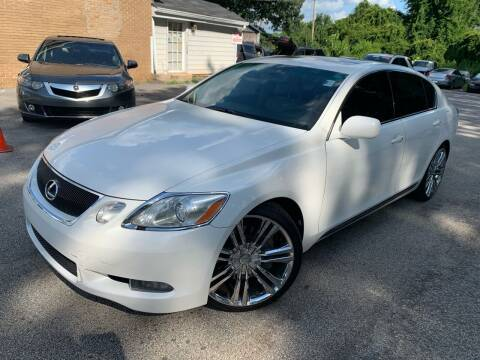 2006 Lexus GS 430 for sale at Philip Motors Inc in Snellville GA
