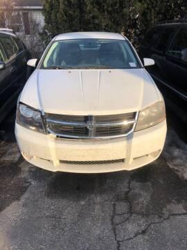 2010 Dodge Avenger for sale at New Start Motors LLC - Crawfordsville in Crawfordsville IN