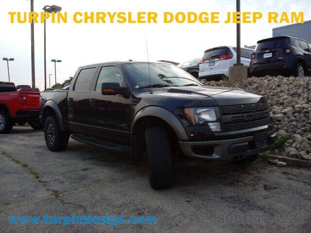 2012 Ford F-150 for sale at Turpin Dodge Chrysler Jeep Ram in Dubuque IA