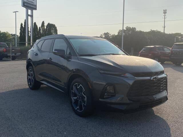 2019 Chevrolet Blazer for sale at Betten Baker Preowned Center in Twin Lake MI