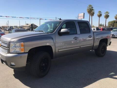 2012 Chevrolet Silverado 1500 for sale at First Choice Auto Sales in Bakersfield CA