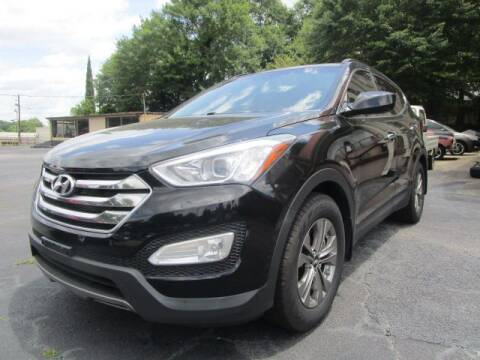 2015 Hyundai Santa Fe Sport for sale at Lewis Page Auto Brokers in Gainesville GA