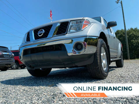 2008 Nissan Frontier for sale at Prime One Inc in Walkertown NC
