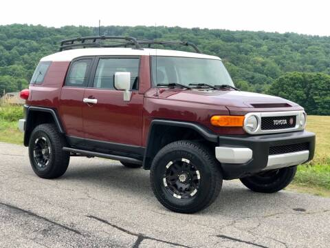 2008 Toyota FJ Cruiser for sale at York Motors in Canton CT