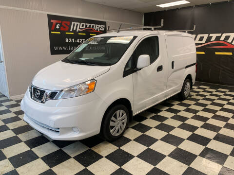 2017 Nissan NV200 for sale at T & S Motors in Ardmore TN