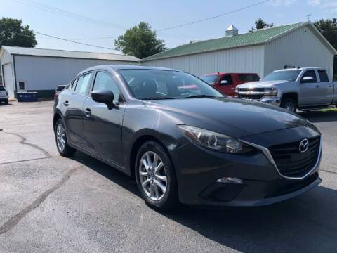 2014 Mazda MAZDA3 for sale at Tip Top Auto North in Tipp City OH