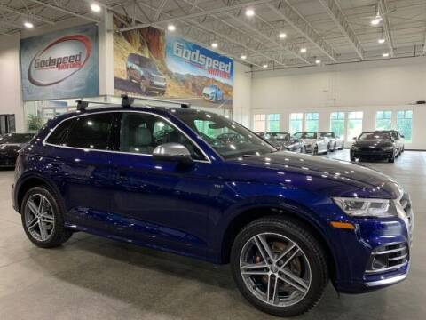 2018 Audi SQ5 for sale at Godspeed Motors in Charlotte NC