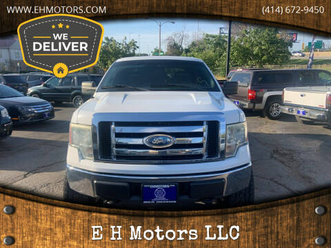 2009 Ford F-150 for sale at E H Motors LLC in Milwaukee WI