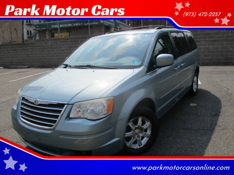 2008 Chrysler Town and Country for sale at Park Motor Cars in Passaic NJ