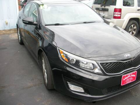 2014 Kia Optima for sale at Lloyds Auto Sales & SVC in Sanford ME