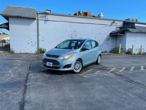 2014 Ford C-MAX Hybrid for sale at Santa Motors Inc in Rochester NY