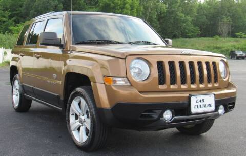 2011 Jeep Patriot for sale at Car Culture in Warren OH