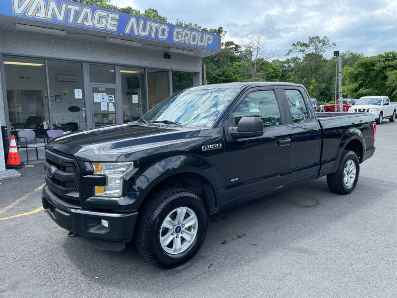 2015 Ford F-150 for sale at Vantage Auto Group in Brick NJ