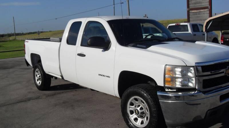 2012 Chevrolet Silverado 2500HD for sale at 277 Motors in Hawley TX