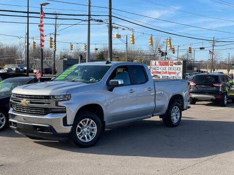 2020 Chevrolet Silverado 1500 for sale at L.A. Trading Co. Woodhaven - L.A. Trading Co. Detroit in Detroit MI