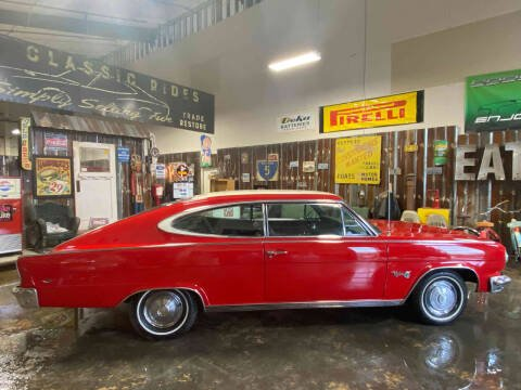 1965 Rambler Marlin Fast Back for sale at Cool Classic Rides in Redmond OR