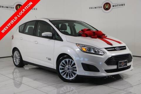 2017 Ford C-MAX Energi for sale at INDY'S UNLIMITED MOTORS - UNLIMITED MOTORS in Westfield IN