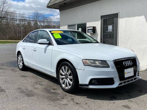 2012 Audi A4 for sale at Vantage Auto Group Tinton Falls in Tinton Falls NJ